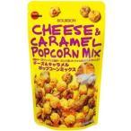 【訳あり 大特価】 賞味期限:2016年12月26日 ブルボン チーズ&キャラメル ポップコーン ミックス (45g)