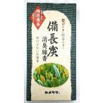 【※】 カメヤマ 花げしき 備長炭 消臭線香 煙りの少ない 消臭効果のお線香 緑茶の香り (約90g) 消臭 清浄 カテキン 木酢液入り