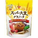 【MA】 日清シスコ スーパー大麦 グラノーラ (200g)