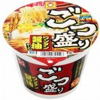 マルちゃん ごつ盛り ワンタン醤油ラーメン (117g) 麺90g 大盛り! カップラーメン