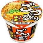 マルちゃん ごつ盛り コーン味噌ラーメン (138g) 麺90g 大盛り! カップラーメン