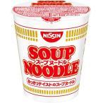 【訳あり 特価】 賞味期限:2018年8月20日 日清食品 スープヌードル (59g)