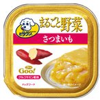 [Msb]【訳あり 大特価】 ビタワン グー まるごと野菜 さつまいも (100g) ドッグフード ウェットフード