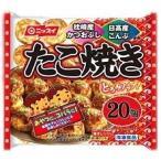 ニッスイ たこ焼き (20個入)×24袋 冷凍食品 レンジ調理 たこ焼 たこやき 【M】
