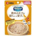 【訳あり 特価】 メディコート ライフアシスト ジェルタイプ ミルク仕立て (60g) 高齢犬用 ウェット ドッグフード