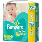 パンパース テープ ウルトラジャンボ Sサイズ (102枚入) 紙おむつ 【y】