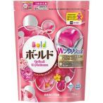 【ME】 ボールド ジェルボール Wプラチナ プラチナブロッサム&ピオニーの香り つめかえ用 (18個入) 柔軟剤入り洗剤