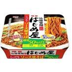 [M]【糖質50%off】 明星 低糖質麺 はじめ屋 こってりソース焼そば (121g)