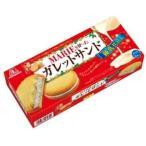 【zr 訳あり】 賞味期限:2017年10月12日 森永製菓 マリーを使ったガレットサンド(6個入)