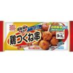 ケイエス 国産鶏 鶏つくね串 (6本入×48袋) 冷凍食品 自然解凍OK レンジ調理 お弁当 おかず 【M】