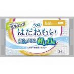 [y] ソフィ はだおもい 極うすスリム 軽い日用 羽なし (34枚入) 生理用ナプキン