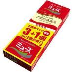 【期間限定】【増量3+1個】 薬用せっけん ミューズ お買い得パック  固形石鹸 殺菌 消毒