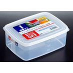 しっかりパック I (2L) K151 目盛付 電子レンジOK 冷凍保存可 保存容器 日本製 【O】