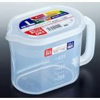 しっかりパック L (1L) K155 目盛付 電子レンジOK 冷凍保存可 保存容器 日本製 【O】