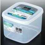 抗菌パック 1000 (1L) K406 クリア 電子レンジOK 保存容器 日本製 【O】