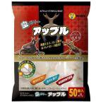 ミタニ 虫ゼリー アップル (17g×50個入) クワガタ虫 カブト虫 飼育用 エサ 餌 【J】