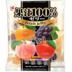 【訳あり 大特価】 賞味期限:2017年2月3日 エースベーカリー 果汁100%ゼリー (15g×33個)