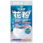 コーワ 三次元 花粉 ダブルブロック マスク ふつうサイズ ホワイト (5枚入)