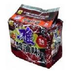 【特価】 麺のスナオシ 雅 醤油拉麺 5食パック(415g) インスタントラーメン