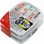サトウのごはん 佐賀県産さがびより(200g×3個パック) 1袋 パックごはん