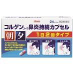 【大特価】 コルゲンコーワ 鼻炎持続カプセル (24カプセル) 鼻炎薬