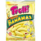 【訳あり 特価】 賞味期限:2021年8月29日 トローリ キャンディ バナナ (100g) グミ