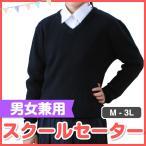 中学生 高校生 制服 男女兼用 セーター ニット M-3L ウール混 お受験 面接