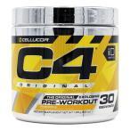 セルコア C4 オリジナルエクスプローシブ プレワークアウト パイナップル 195g【Cellucor】C4 Original Explosive Pre-Workout Pineapple 6.9 oz