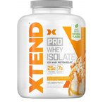Scivation Xtend Pro Isolate Whey Protein with Bcaa Salted Caramel Shake 5lb エクステンドプロ アイソレートホエイプロテイン サルトカラメルシェイク 2.3KG  海外直送品