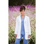 米国メーカー 白衣 医療用 ドクターコート BARCO グレイズ・アナトミー 7446モデル 女性用 医師用 ショート丈