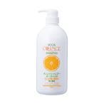 ショッピングオレンジ オレンジシャンプーオーガニック ポンプ 720mL エスコス公式