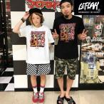 LEFLAH レフラー Rmember Tシャツ WANIMA(ワニマ)着用ブランド