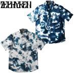 セール ZEPHYRENゼファレン TIE DYE SHIRTS S/S-Resolve- タイダイシャツ zef1452