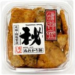 とげぬき地蔵で有名な「東京・巣鴨」で人気のお煎餅!! おせんべい ぬれかり餅 クリーンカップ 150g 6個セット スイーツ・お菓子