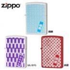 日本の伝統的な和紋様から、小紋柄を選んでプリントしました! ZIPPO(ジッポー) ライター 和紋様シリーズ 喫煙グッズ