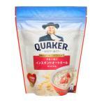 なめらかな食感のオートミールです。 QUAKER(クエーカー) インスタントオートミール オリジナル 270g×12個セット 米・雑穀・パン・シリアル