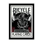 ブラックライトに反応する黒いトランプ! プレイングカード バイスクル ブラックタイガー レッドピップス PC808BB 玩具