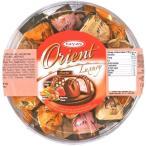 ライスパス入りのフィリングをチョコで包んだ、3種のアソート♪ tayas(タヤス) オリエントチョコアソート 250g×12セット スイーツ・お菓子