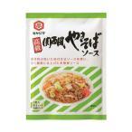 サッと麺にふりかけるだけ! 宮島醤油 高級関西風やきそばソース 5食×60袋 626570 調味料