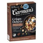 朝食、仕事、スポーツの前後の補食やおやつに。 カーマンズ デラックス グルテンフリー ミューズリー 400g 6個セット M4-01 スイーツ・お菓子