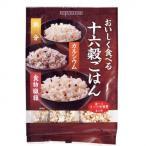 おいしく食べる十六穀ごはん 30g×6 95020 ×15袋セット 米・雑穀・パン・シリアル その日の気分で日替わり雑穀ごはん!
