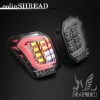 【送料無料!】フォレスター SJ5/G(前期) LEDテールランプ (クロームメッキ/クリアレンズ) / FORESTER Colin-SHREAD