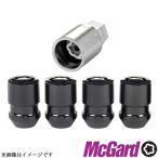 McGard(マックガード) ロックナット(袋ナット(黒)) テーパー M12×1.5