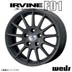 アーヴィン F01 アルミホイール(1本) 17x7.0 +50 108 5穴[63.4](ガンメタリック) / 17インチ IRVINE IMPORT 輸入車