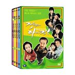 思いっきりハイキック 第2集 22エピソード  DVD BOX 韓国版 字幕無し チョン・イル、キム・ヘソン