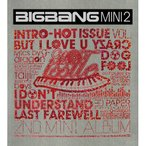 BIGBANG ビッグバン 2nd Mini Album Hot Issue CD 韓国盤