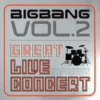 BIGBANG ビッグバン 2ND LIVE CONCERT ALBUM   THE GREAT CD