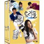 トリプル DVD BOX 韓国版(輸入盤) 字幕無し イ・ジョンジェ、ミン・ヒョリン
