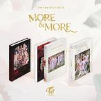 TWICE 9thミニアルバム - MORE & MORE CD (韓国盤)