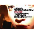 SHINee 2集 - LUCIFER (Type B) CD 韓国盤